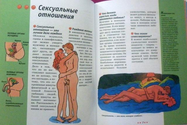 ЭНЦИКЛОПЕДИЯ СЕКСА С ФОТО 14 фотография