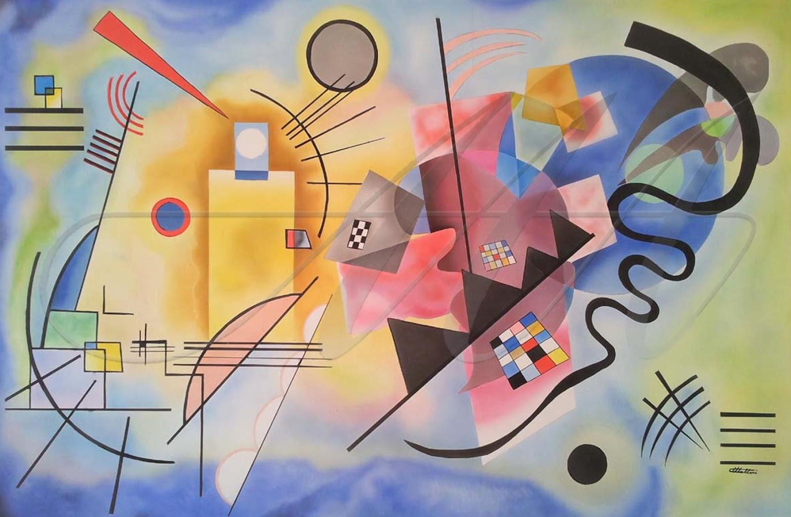 kandinsky paintings names - HD1600×1046